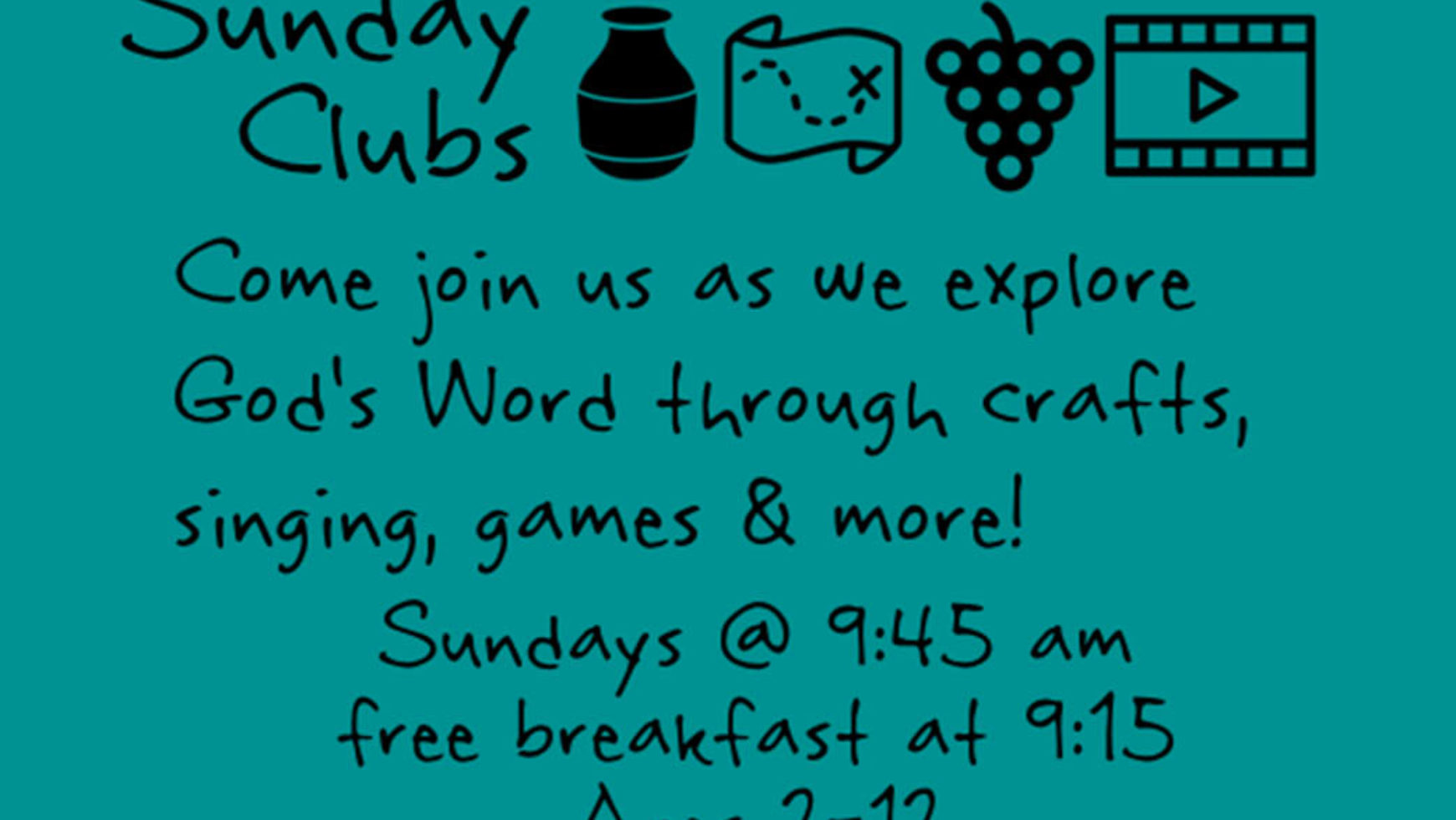 Sunday Club (Children)