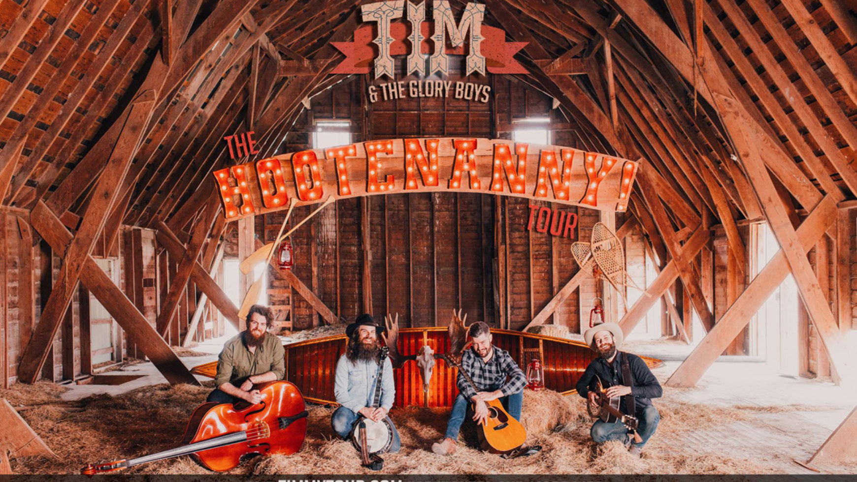 Family Fun Night – CONCERT: Tim and The Glory Boys