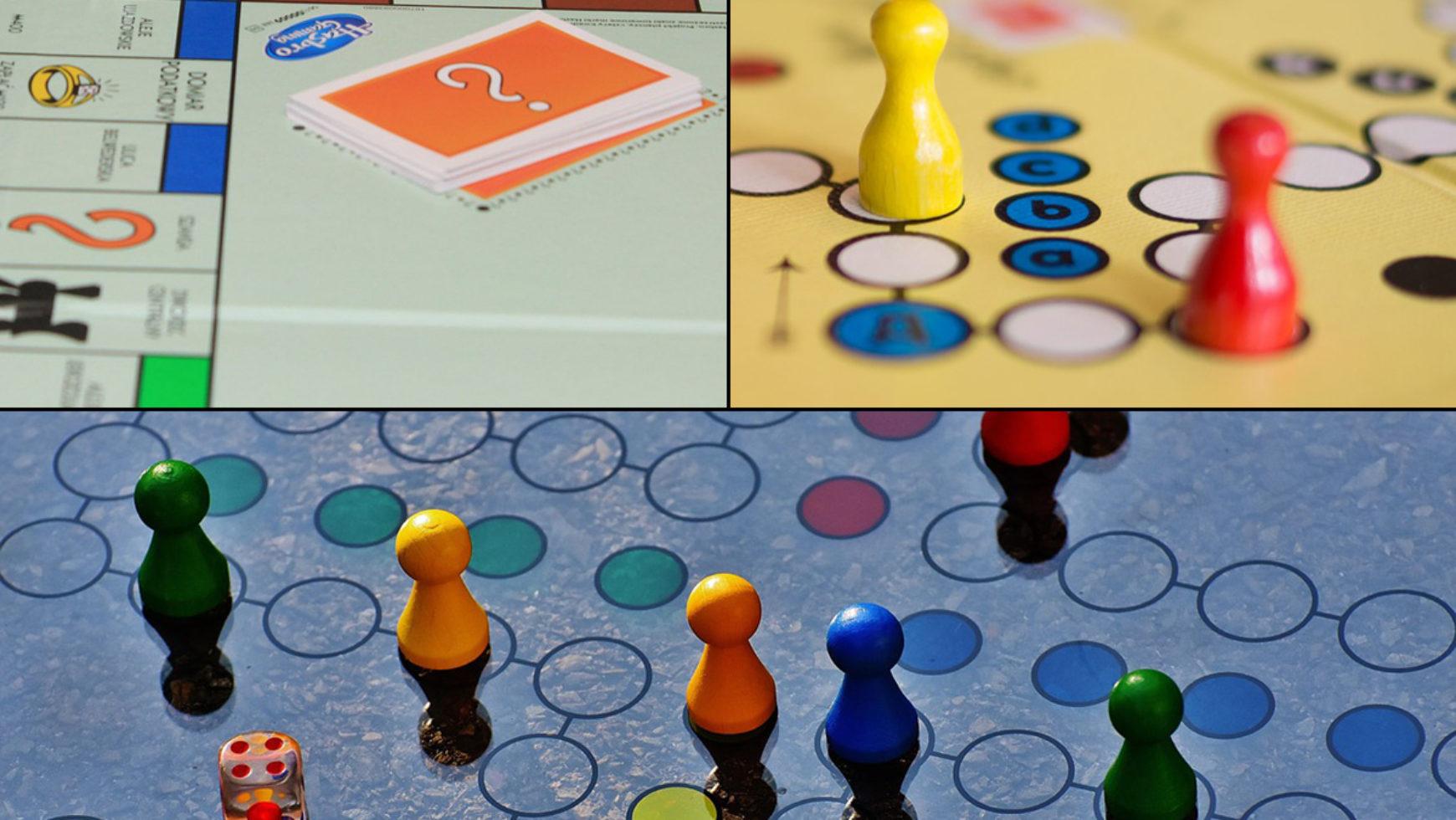 Family Fun Night – Board Games