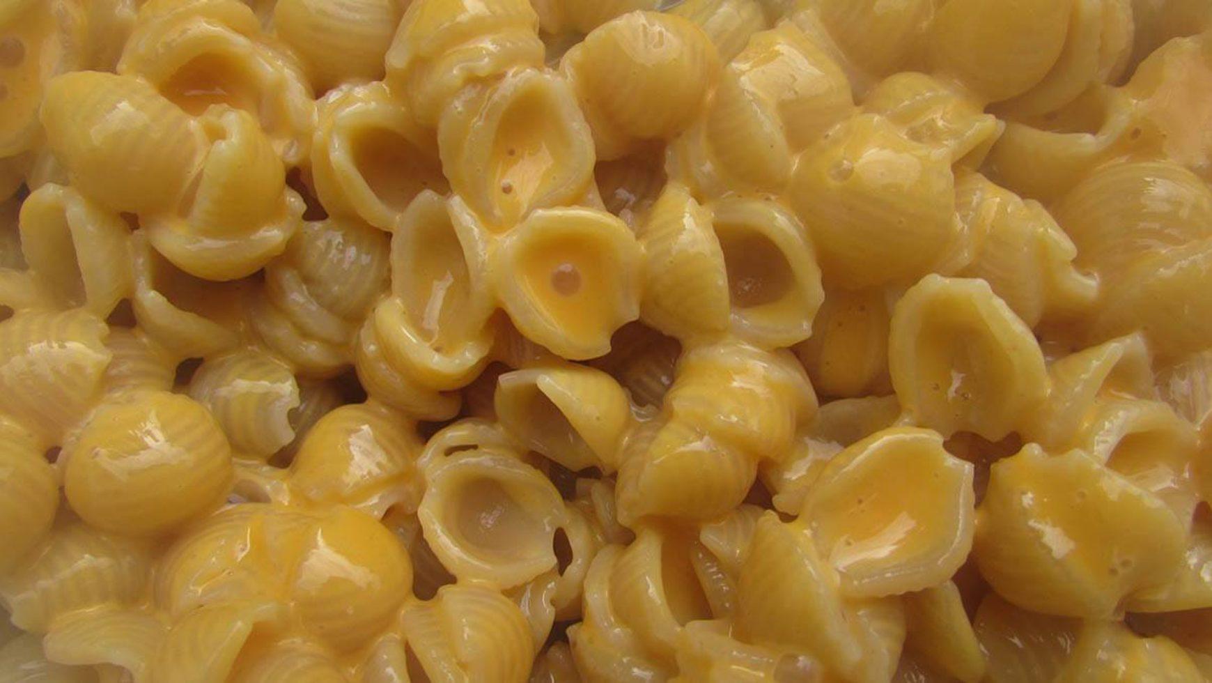 Family Fun Night: Mac & Cheese Buffet
